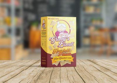 Grannie's Biscuit